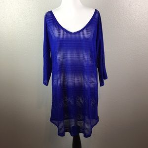 Like new O'Neill swim suit cover up dress